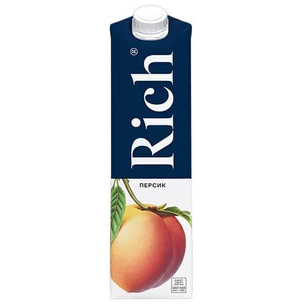 Rich Персиковый Сок 1л.
