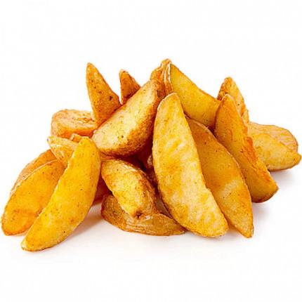 Картофель по-деревен...