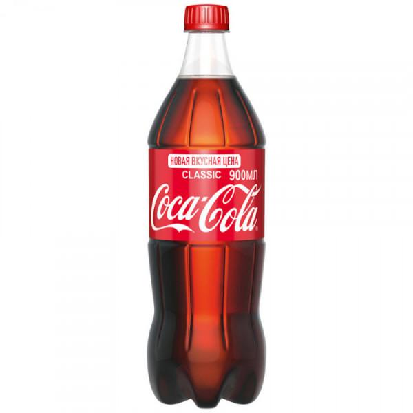 Coca-Cola Classic 0.9л.