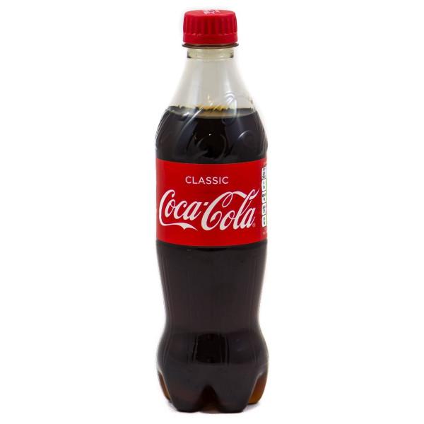 Coca-Cola Classic 0.5л.